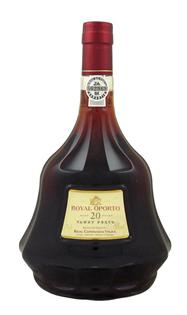 Royal Oporto Porto Tawny 20 Year 750ml - Case of 6